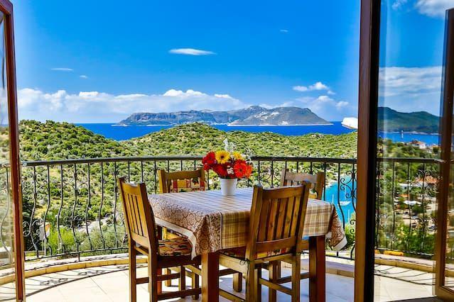 Wunderbare Ferienwohnung mit 2 Zimmern