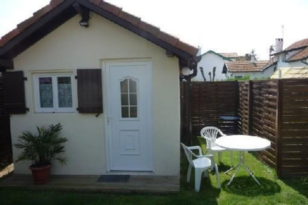 Alojamiento de 1 habitación en Pyrénées-atlantiques
