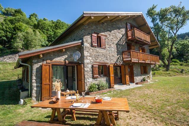 Maravillosa residencia en Saint-andré