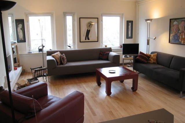 Logement de 79 m² à 1 chambre