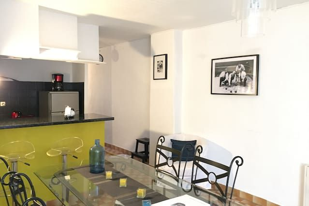 Apartment in Historic Heart of Town