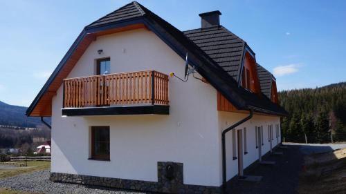 Apartment in Stronie śląskie mit Balkon