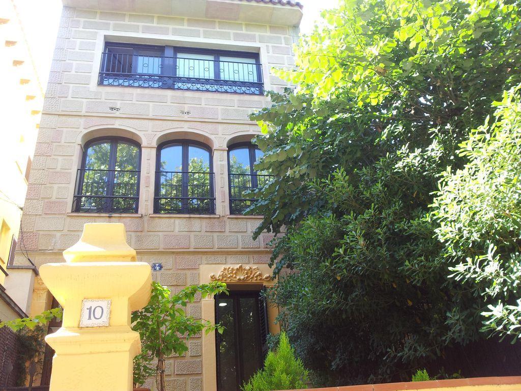 Apartamento en Argentona para 8 huéspedes