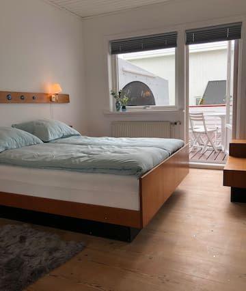 Funcional residencia de 1 habitación