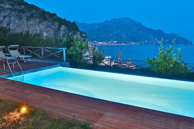 Casa de 350 m² en Amalfi