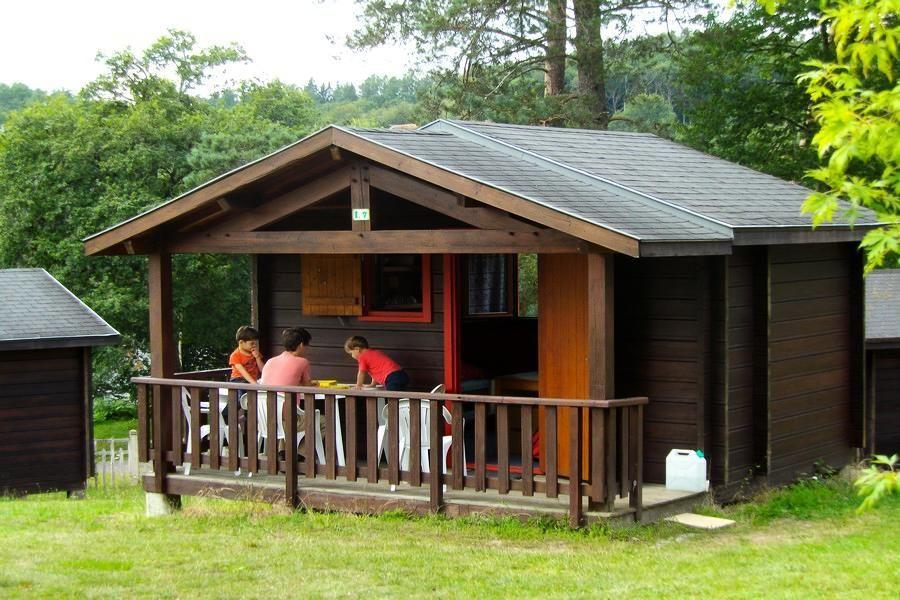 Residencia para 5 huéspedes de 1 habitación