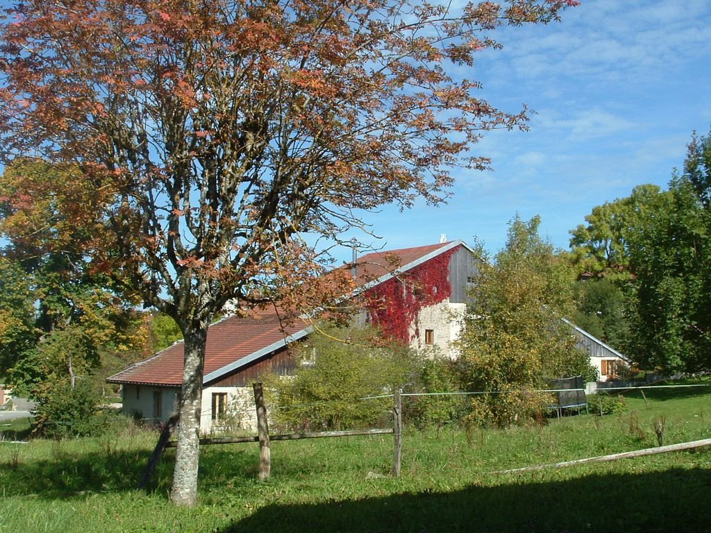 Casa encantadora en Montperreux