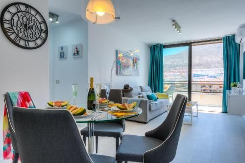 Flat with parking included in Los cristianos