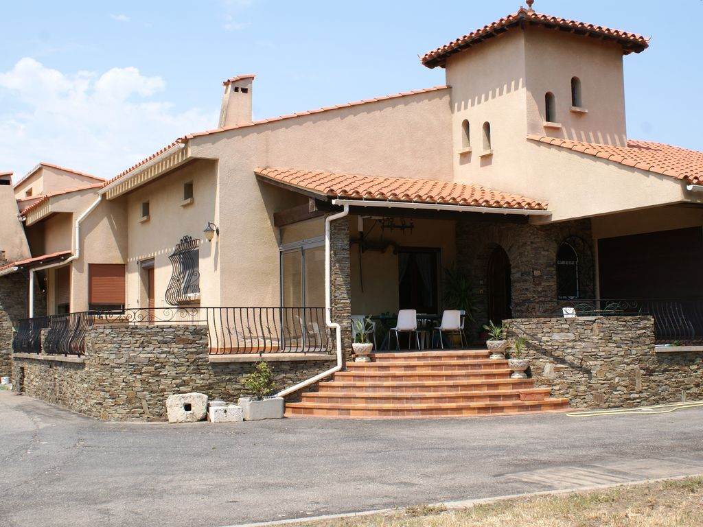 Acogedora residencia de 160 m²