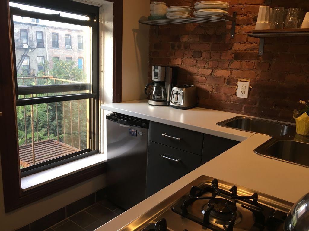 Excepcional apartamento en Nueva york con TV por cable y TV