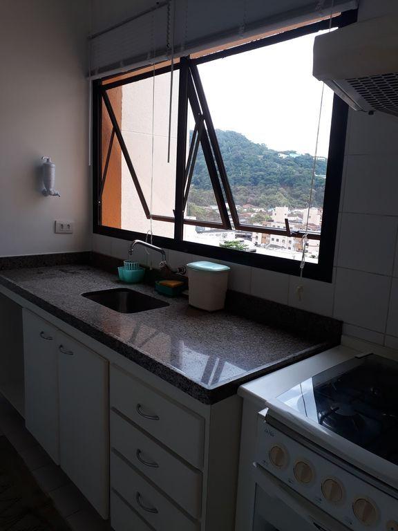 Vivienda en Guarujá de 2 habitaciones