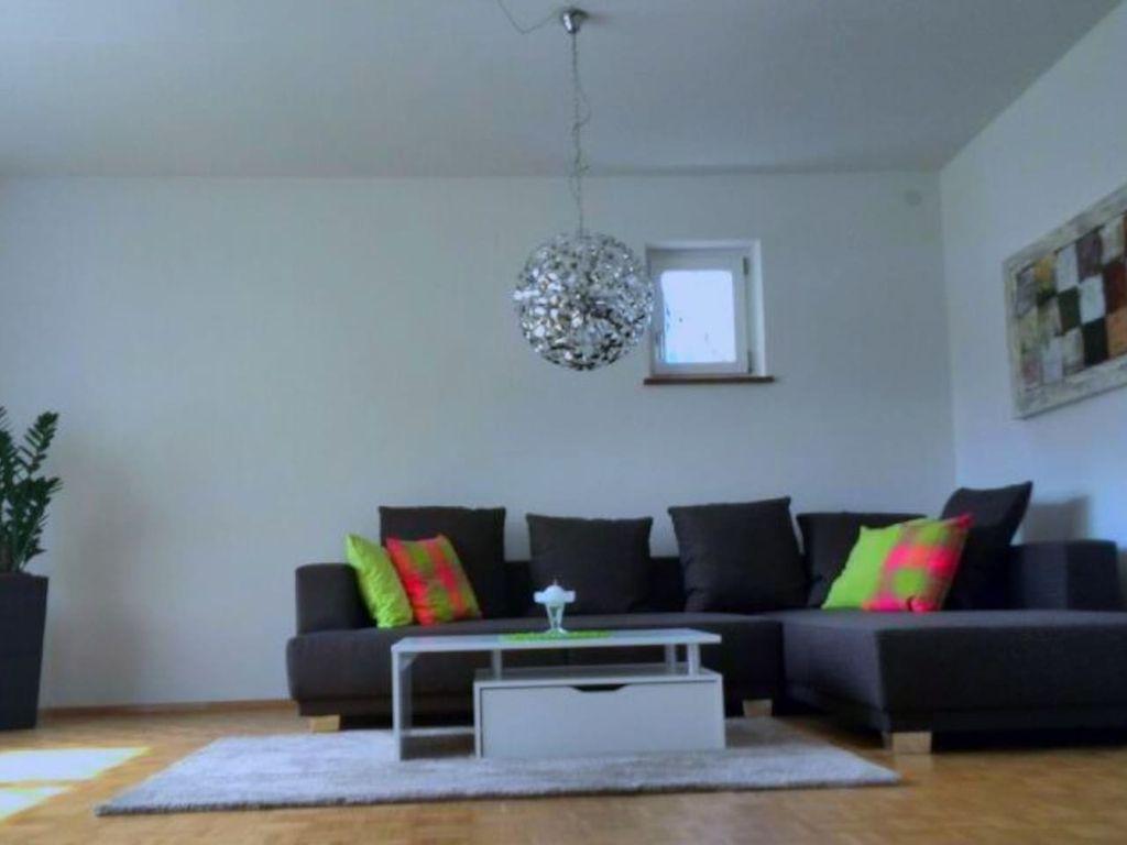Apartment mit Balkon in Nonnenhorn