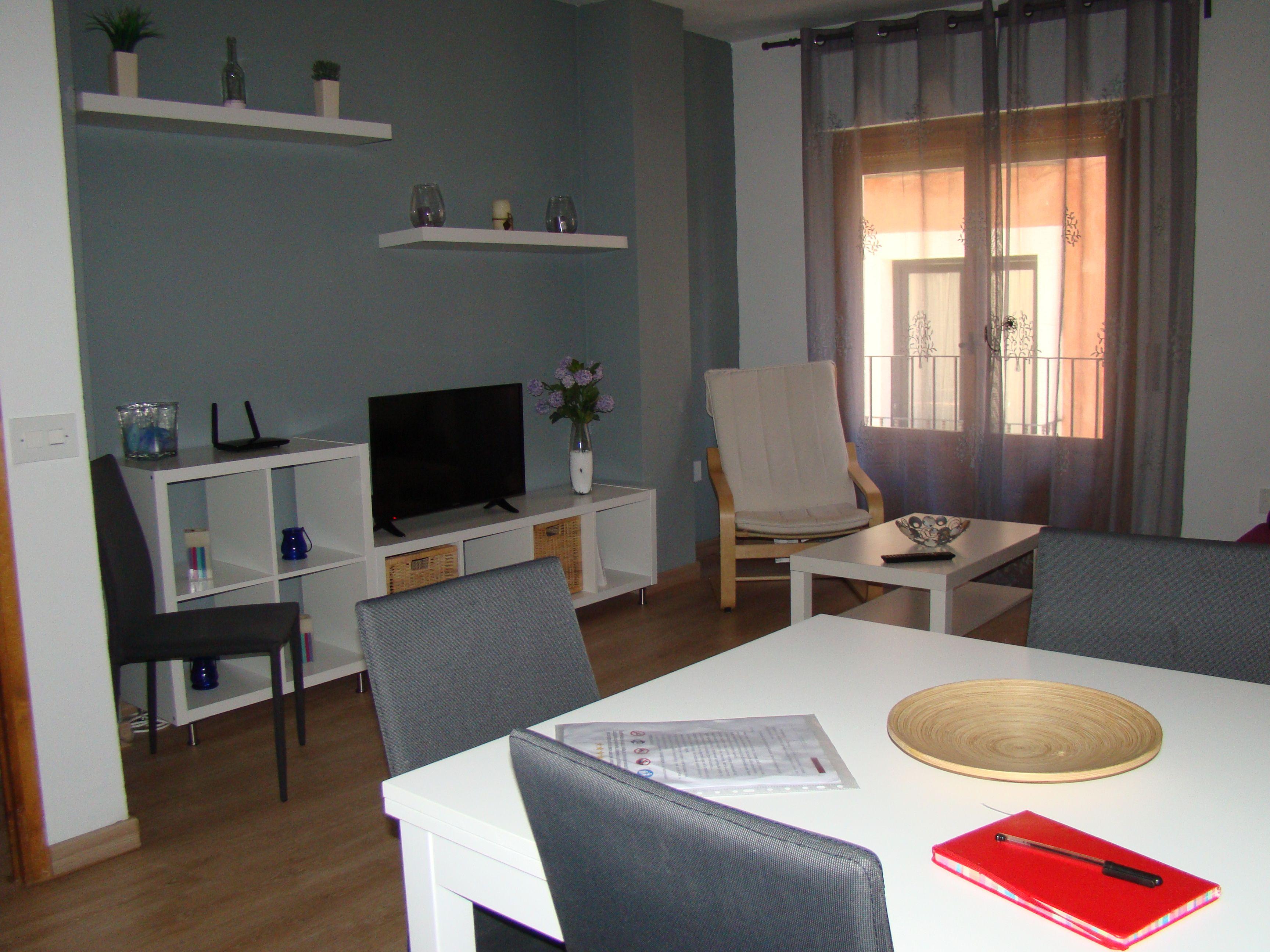 Apartamento luminoso en Cuenca de 2 habitaciones