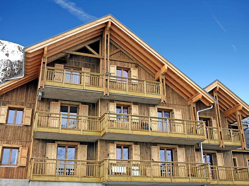 Vivienda en Albiez-montrond para 6 huéspedes