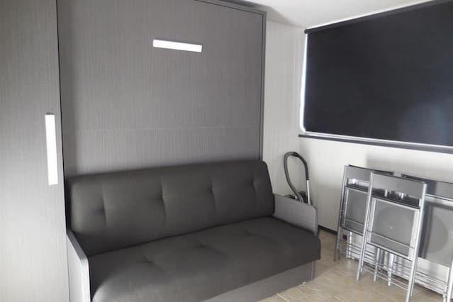 Piso de 22 m² de 1 habitación
