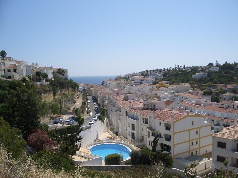 Appartement à Carvoeiro avec piscine et près de la plage