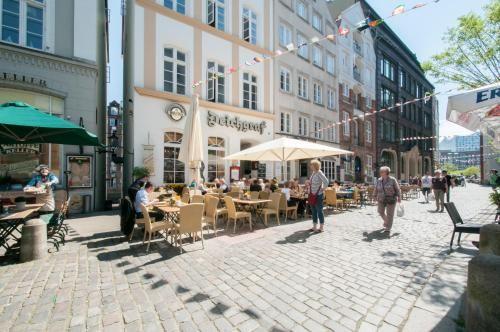 Vivienda de 1 habitación en Hamburg