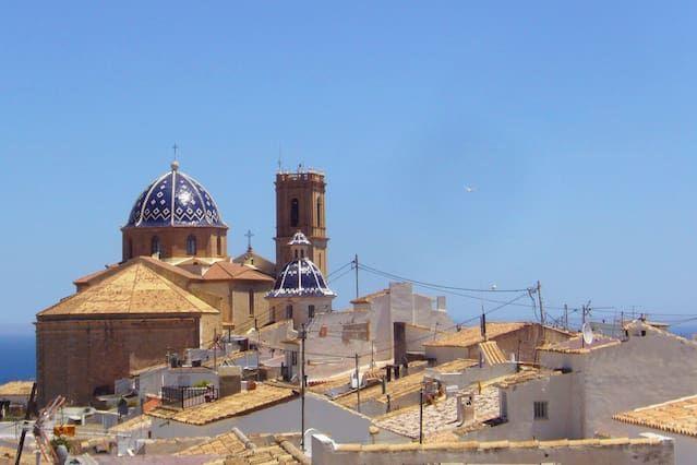 Piso turístico en Altea con Balcón y AC