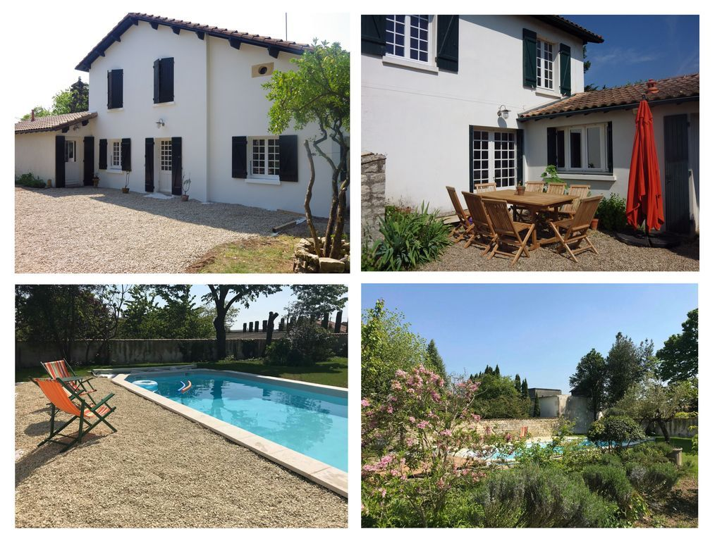 Residencia de 4 habitaciones en Surgères