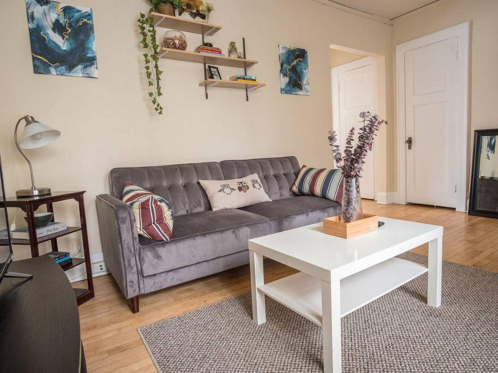 Vivienda de 37 m² para 3 personas
