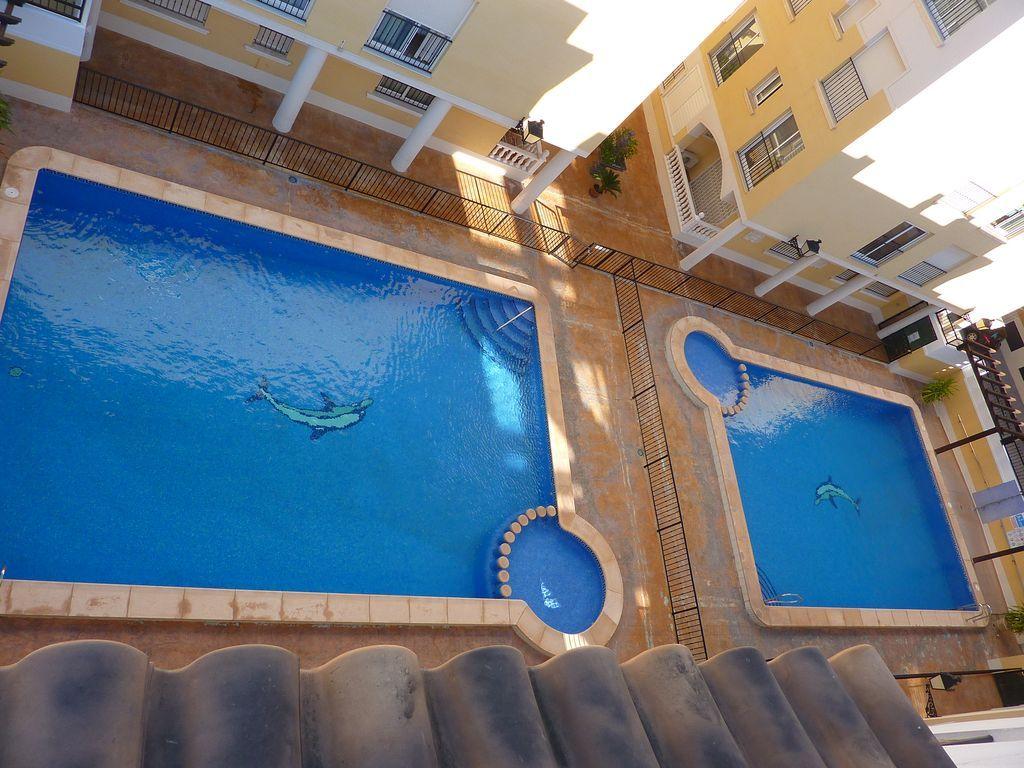 Apartamento con parking incluído en Formentera de segura