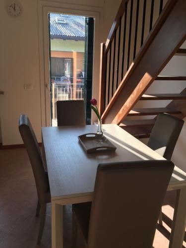 Vivienda en Verona con balcón