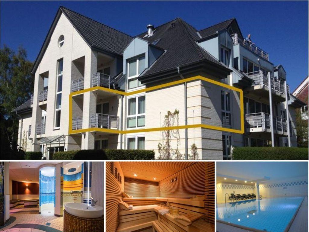 Wohnung für 4 Personen mit pool
