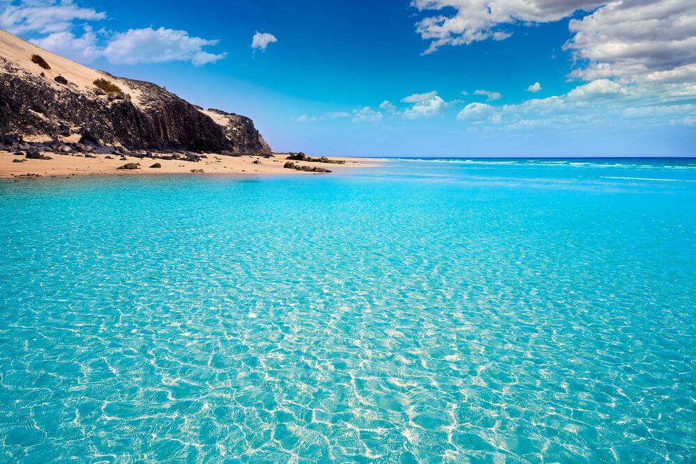 Playa de La Calera, Fuerteventura
