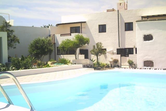 Cálida casa en Mala-Lanzarote
