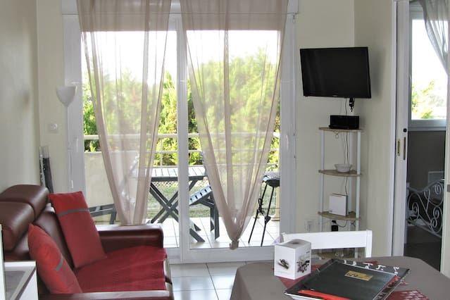 Appartement attractif à 1 chambre