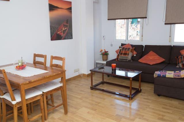 Piso de 1 habitación en Alcalá de henares