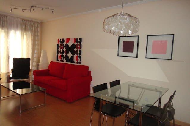 Apartamento para 12 huéspedes en Alcalá de henares