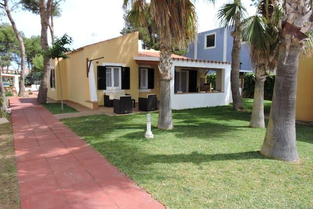 Maravilloso alojamiento en Ciutadella de menorca