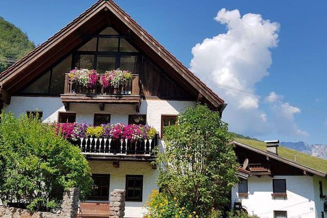 Apartment in Dürrnberg mit 1 Zimmer
