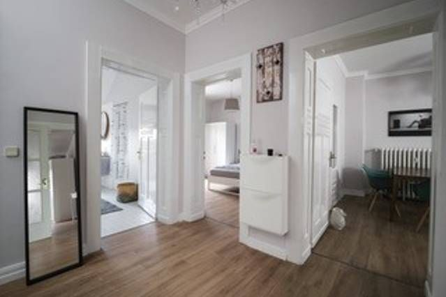 Estupendo piso en Siegburg