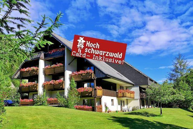Apartamento de 1 habitación en Menzenschwand-hinterdorf