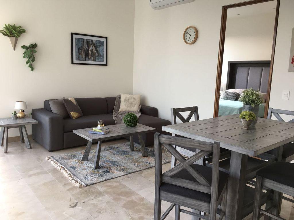 Apartamento con vistas para 4 huéspedes