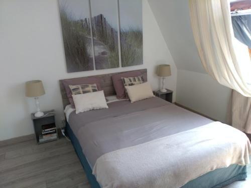Hébergement à Cabourg avec 1 chambre