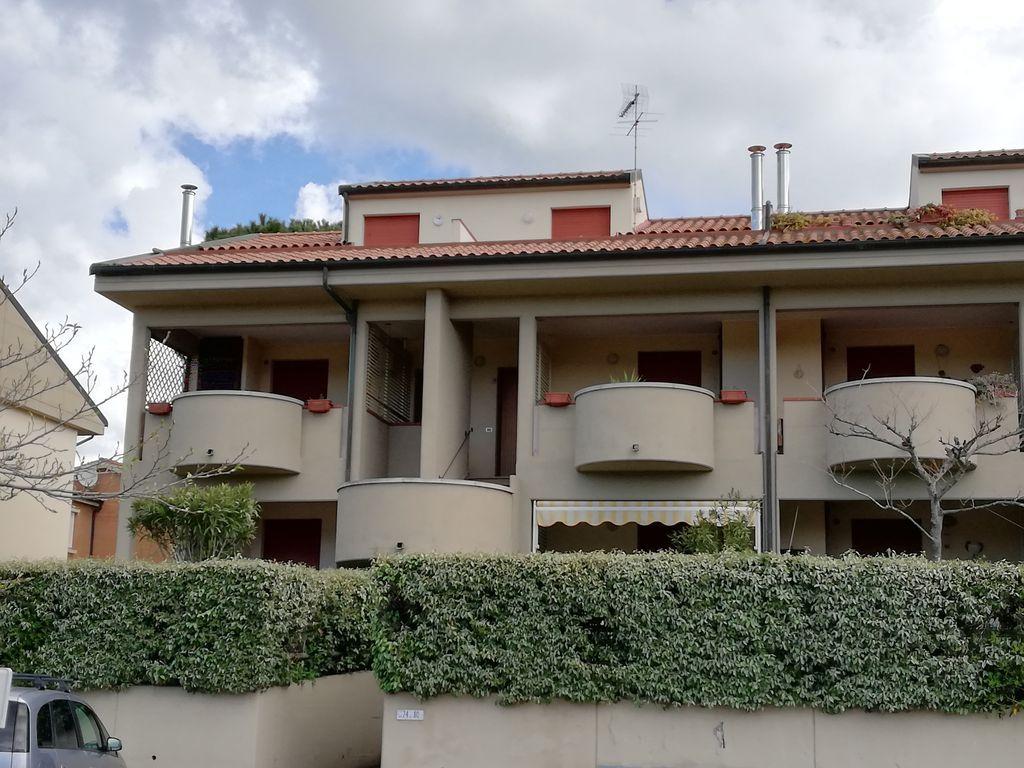 Apartamento panorámico en Marina di castagneto carducci