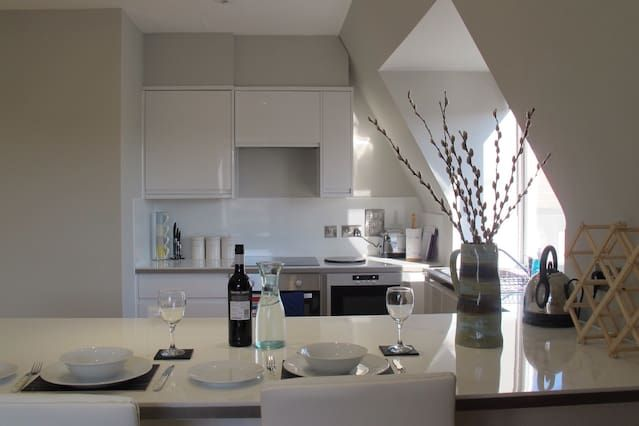 Harpenden short term serviced apartment rental