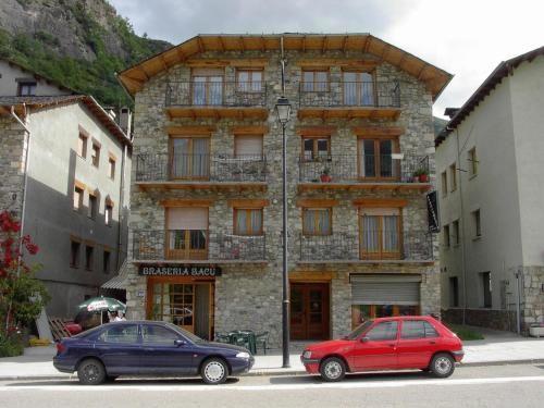 Apartment in Barruera mit inklusive Parkplatz