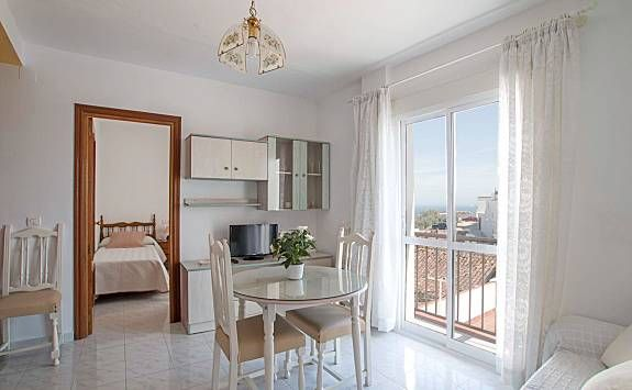 Apartamento en Maro, nerja para 4 personas