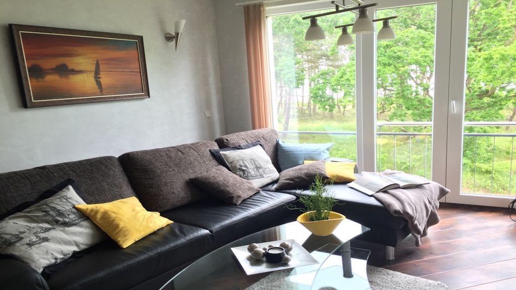 Équipé appartement à Juliusruh-breege