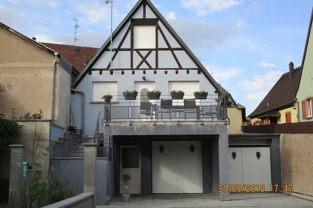 Residencia de 1 habitación en Mittelwihr
