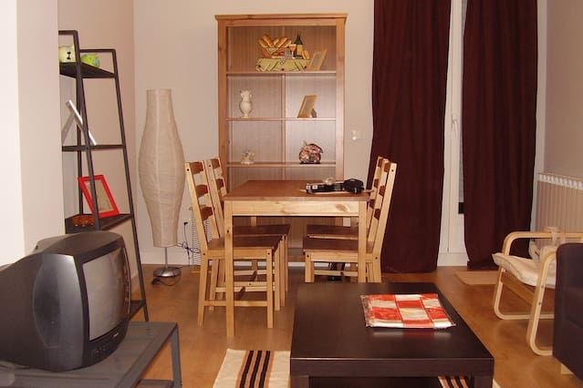 Apartamento de 50 m²