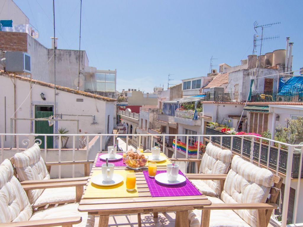 Apartamento agradable en Sitges de 2 habitaciones