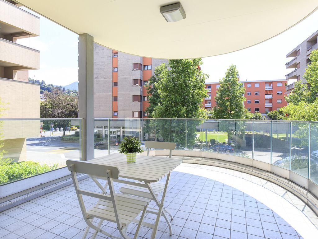 Alojamiento con jardín de 80 m²
