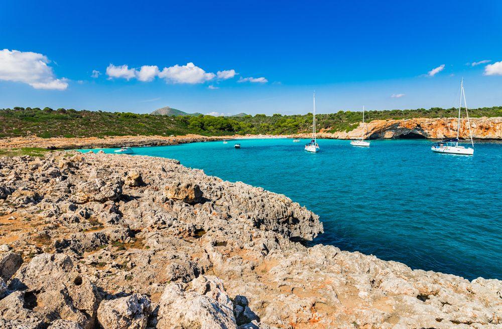 Cala Varques Majorque