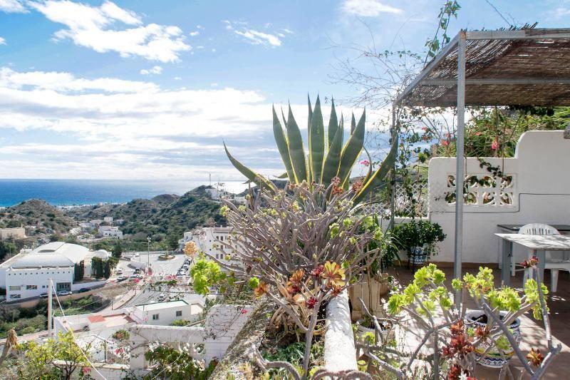 Mit Ausblick Wohnung mit Garten