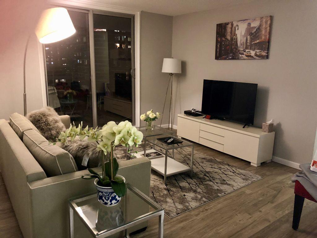 Alojamiento en Manhattan de 2 habitaciones